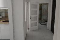 Wnętrza mieszkania 43m2 w Pruszkowie